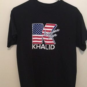 Khalid American Tour Graphic Tee